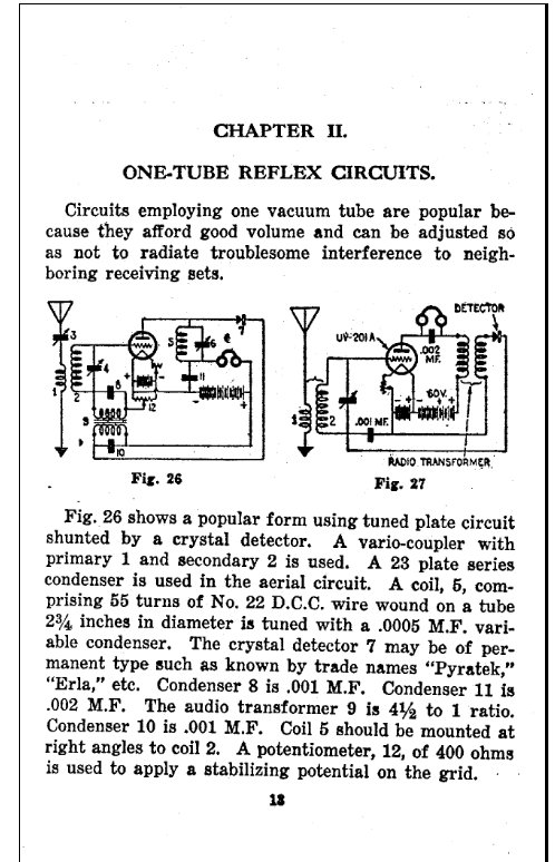Macrohenrydyne Most Powerful One Transistor Radio
